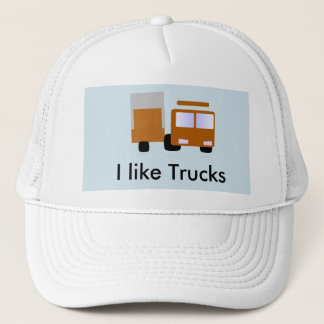 Boné Caminhão Trucker touca de banho de baseball