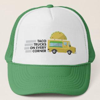 Boné Caminhões do Taco em cada chapéu de canto do