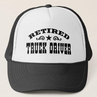 Boné Camionista aposentado