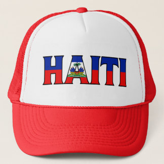 Boné Camionista de Haiti