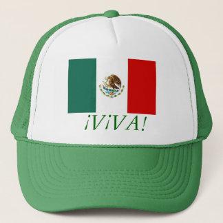 Boné Camionista do mexicano de Iviva Mantequilla
