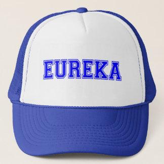Boné camionista legal Eureka-Engraçado do na moda da