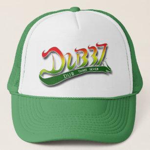 Boné Camionista sete verde do Dub três 27de5852355