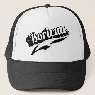 Boné Camisa de Boricua T do porto-riquenho