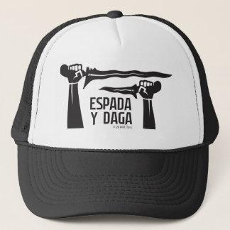 Boné Camisa de Espada y Daga Astig