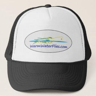 Boné camisa do logotipo do warmwaterflies_com