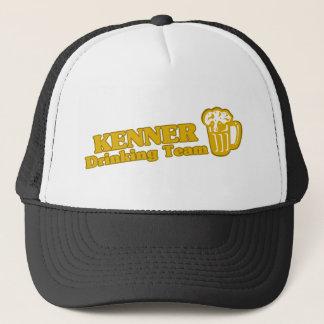 Boné Camisetas da equipe do bebendo de Kenner