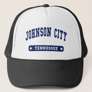 Boné Camisetas do estilo da faculdade de Johnson City