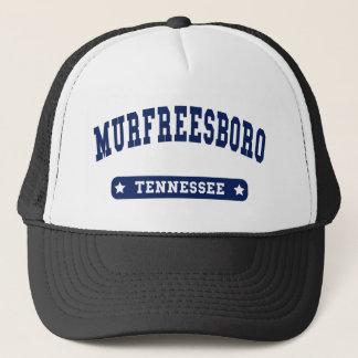 Boné Camisetas do estilo da faculdade de Murfreesboro