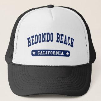 Boné Camisetas do estilo da faculdade de Redondo Beach
