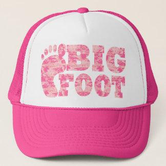 Boné Camuflagem do rosa de Bigfoot