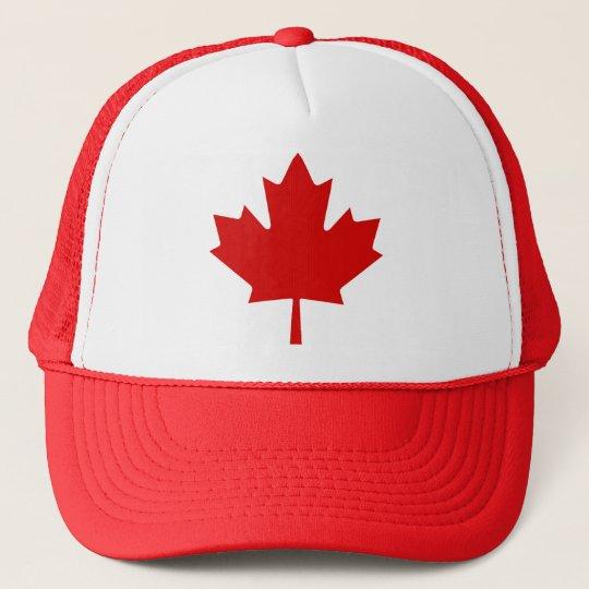 Boné Canadá