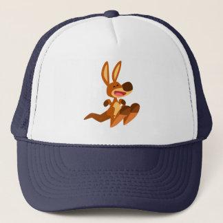 Boné Canguru bonito Joey dos desenhos animados