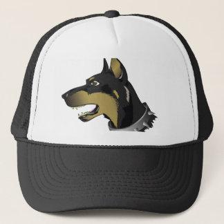 Boné cão 96Angry _rasterized