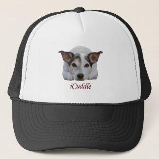 Boné Cão bonito de Jack Russel do iCuddle