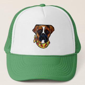 Boné Cão Cinco de Mayo do pugilista