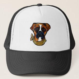 Boné Cão do pugilista