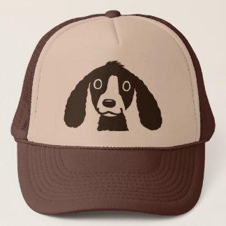 Boné Cão longo das orelhas