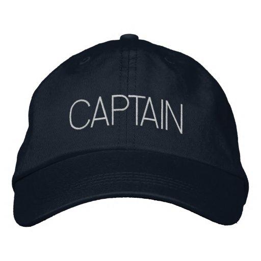 Boné Capitão Chapéu - capitão do barco, presente do