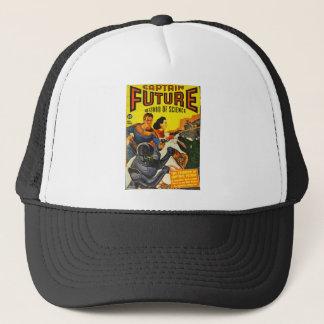 Boné Capitão Fure e os cães do espaço