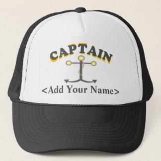 Boné Capitão personalizado Chapéu