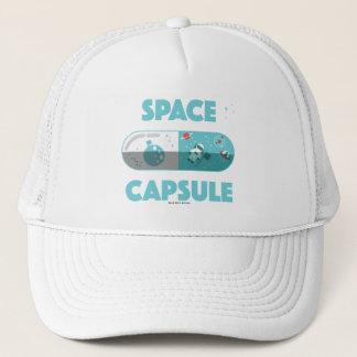 Boné Cápsula de espaço