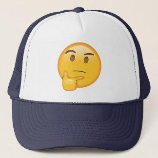 Boné Cara de pensamento - Emoji
