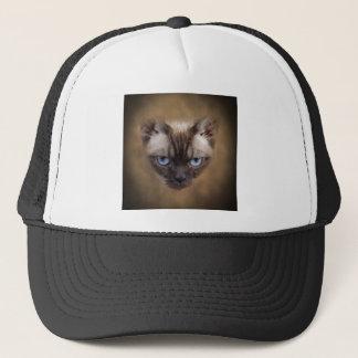 Boné Cara do gato de Devon Rex
