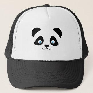 Boné cara do urso de panda