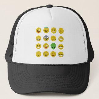 Boné Cara feliz de Emoji