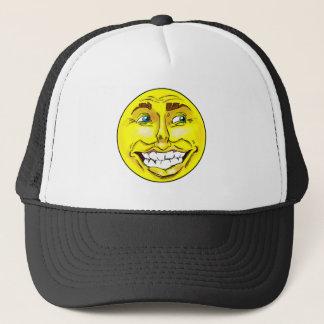 Boné Cara feliz realística Emoji