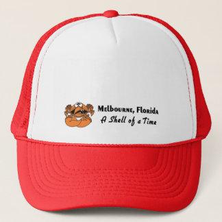 Boné Caranguejo de Melbourne, Florida