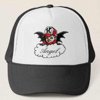 Boné Caráter dos grafites - anjo - chapéu do camionista