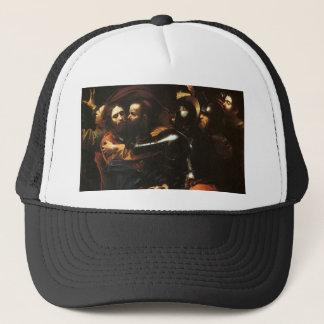 Boné Caravaggio - tomada do cristo - trabalhos de arte
