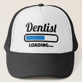 Boné Carga do dentista