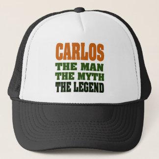 Boné Carlos - homem, o mito, a legenda