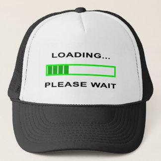Boné Carregar… Espere por favor