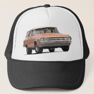 Boné Carrinha de Dodge da laranja 1964