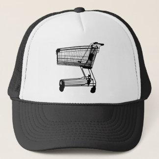Boné Carrinho de compras
