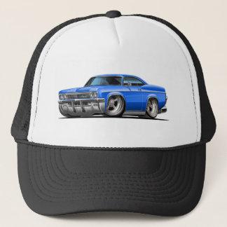 Boné Carro 1965-66 do azul do Impala