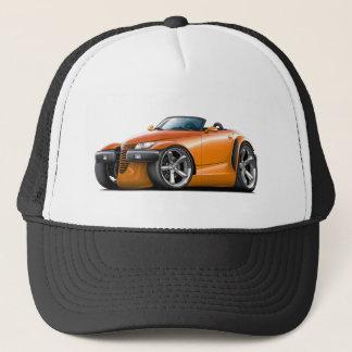 Boné Carro da laranja do predador