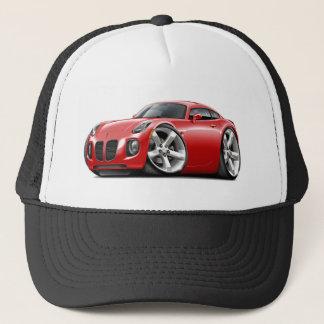 Boné Carro do vermelho do solstício