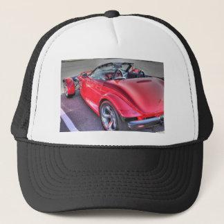 Boné Carros legal do carro do predador vermelho de
