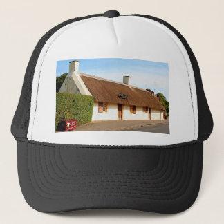 Boné Casa de campo de Robert Burns, Alloway, Scotland