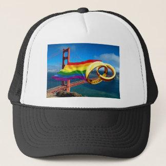 Boné Casamento gay San Francisco