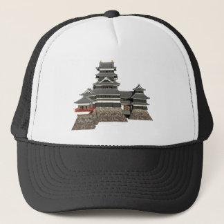 Boné Castelo japonês clássico