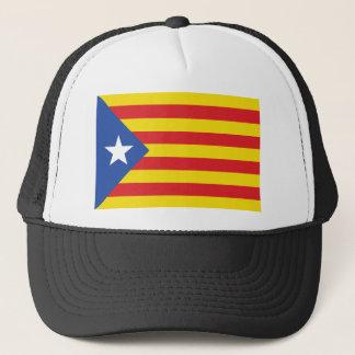 Boné Catalonia (a bandeira Starred azul)