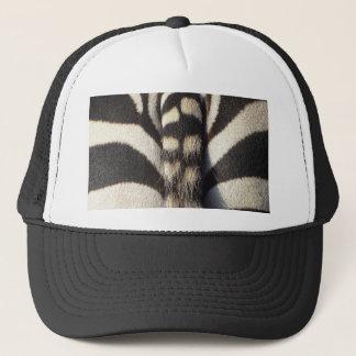 Boné Cauda da zebra