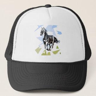 Boné Cavalo preto