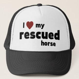 Boné Cavalo salvado